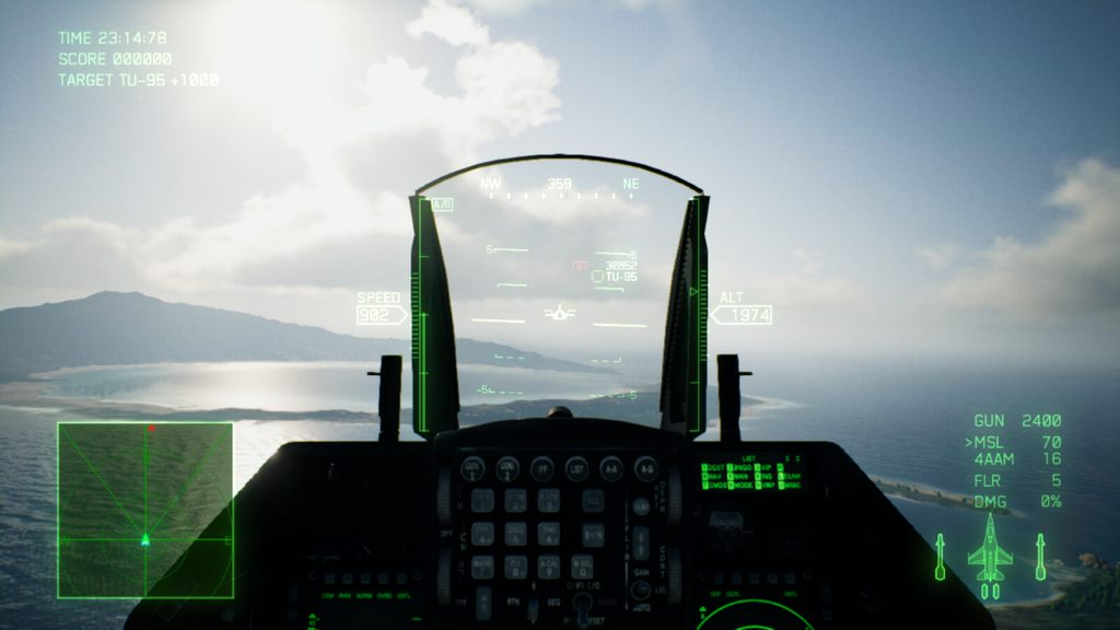 Ace Combat 7: Skies Unknown - The Geekdom Review 3
